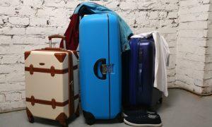 какой чемодан выбрать, что взять с собой - фото