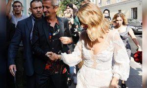Свадьба Ксения Собчак - фото