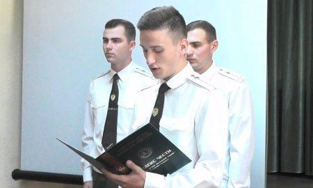 Молодые офицеры - фото