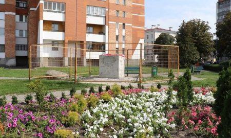 Памятник пограничникам - фото