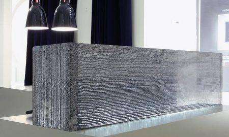 прозрачный бетон - фото
