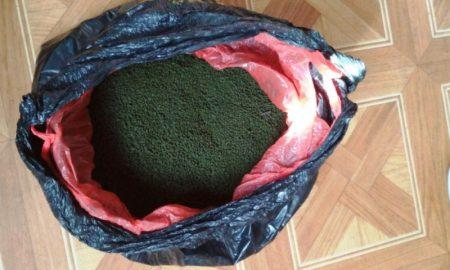 У жителя Пинска изъяли более 8 кг насвая - фото Пинского ГОВД