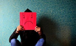 Депрессия - фото