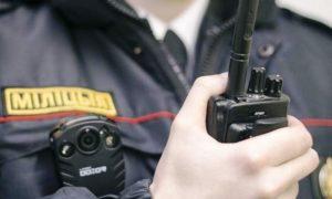 на службу в милицию - фото