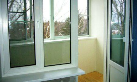 Балконные блоки - фото
