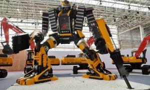 Роботизированные технологии в строительстве, роботизация- фото