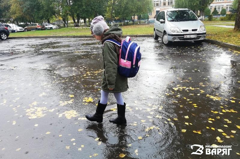 Дождь - фото