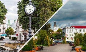 Пинск и Тернополь - фото