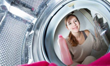 как правильно ухаживать за стиральной машиной - фото