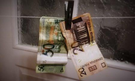 банкноты номиналом 20 и 50 рублей - фото