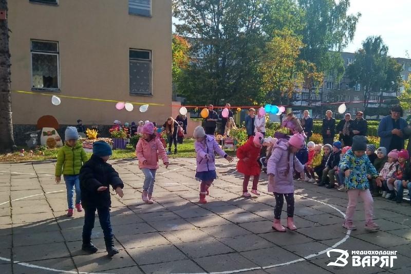 Осенняя ярмарка - фото