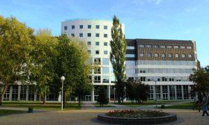 Полесский университет - фото