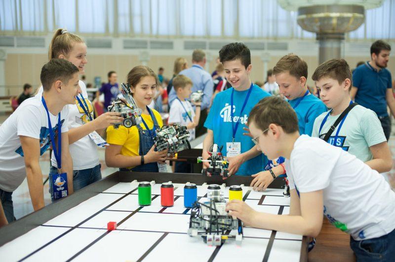 «Кубок по образовательной робототехнике» - фото