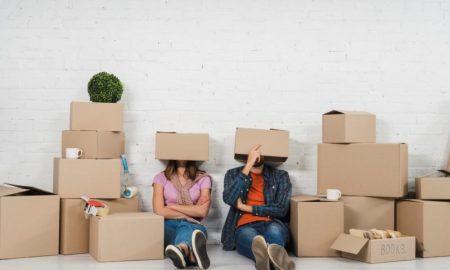 упаковка для переезда - как выбрать