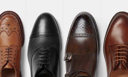 мужские туфли - фото