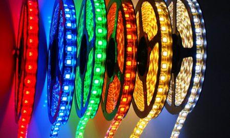 Набор светодиодной ленты - фото
