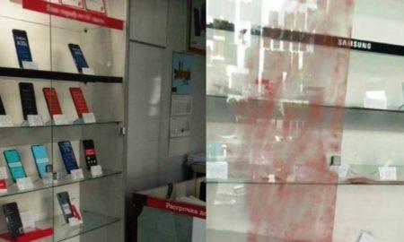Пинчанин обокрал салон сотовой связи в Кобринском районе - фото