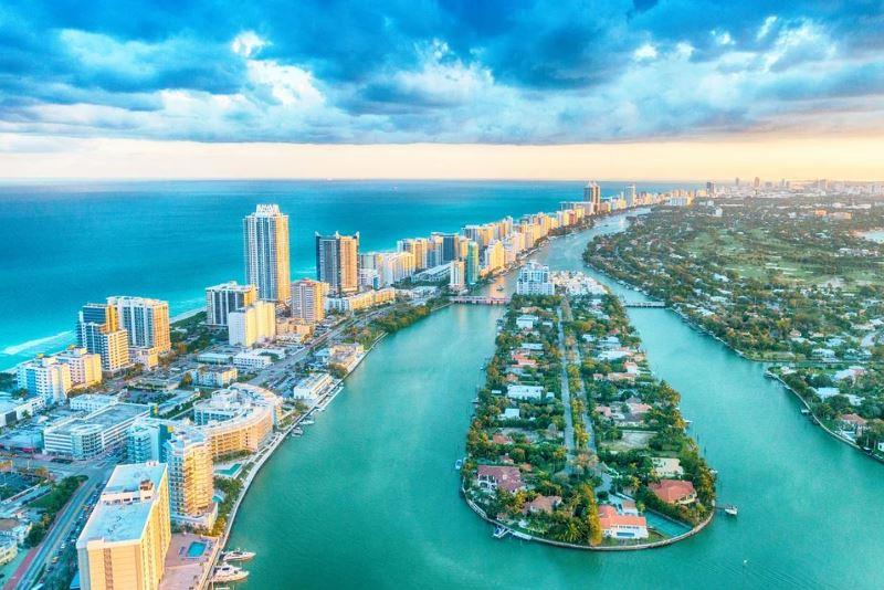 отдых в Майами - фото