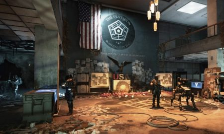 The Division 2 - фото, скрин игры