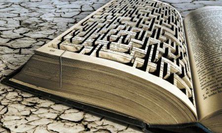 необычные книги - фото
