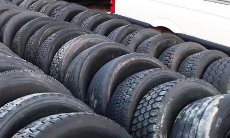 Пинчанин организовал незаконную схему ввоза шин из ЕС - фото