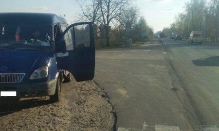 автомобиль сбил насмерть 18-летнюю девушку - фото