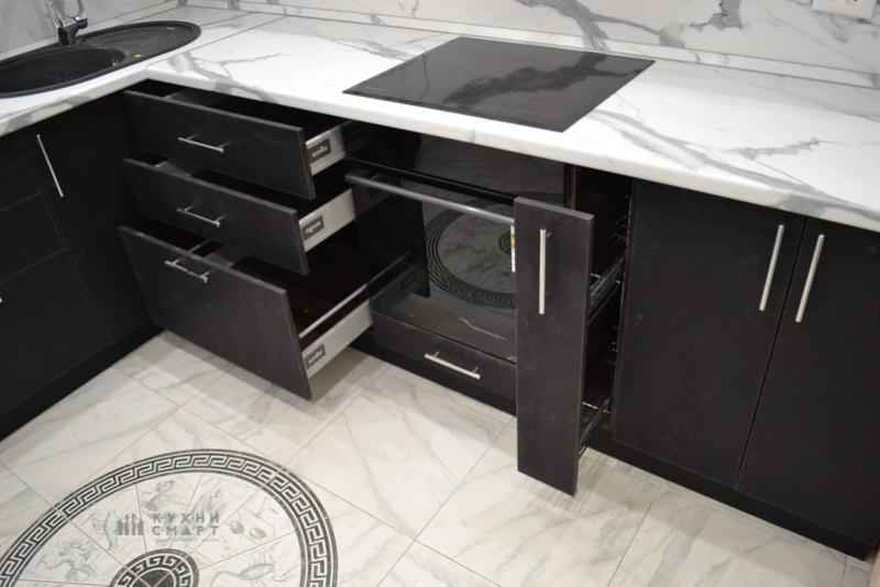 Кухонные гарнитуры - фото