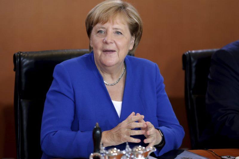 По версии журнала Forbes топ-100 самых влиятельных женщин мира 2019 возглавила канцлер Германии Ангела Меркель.