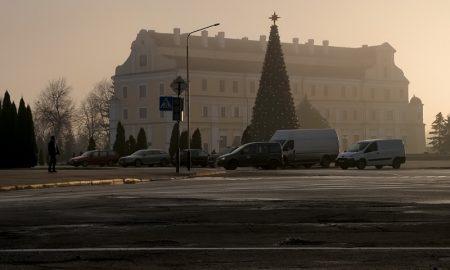 Аномально тепло: фото Александра Шатохина