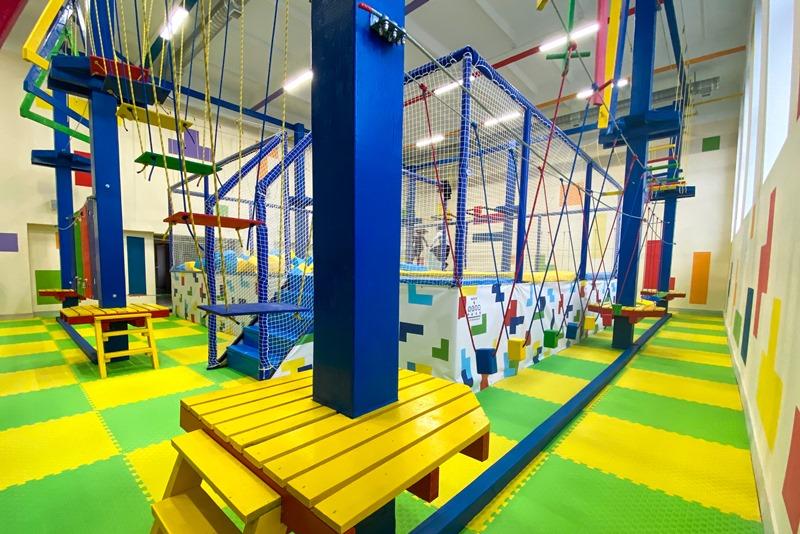 развлекательный центр «Тетрис» в Пинске - отдых с детьми