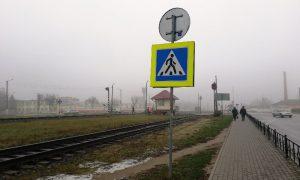 о правилах поведения на дороге - фото
