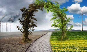 Глобальное изменение климата на Земле - фото