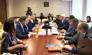 Делегаты из Польши - фото