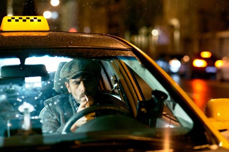 такси развозило наркотики - фото