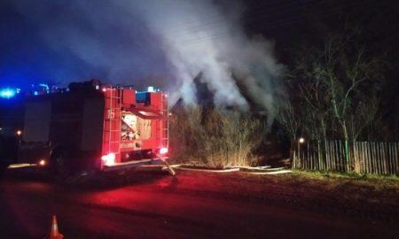 спасла соседа из пожара - фото