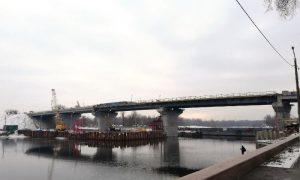 Автомобильный мост через реку Пина в Пинске откроют в мае - фото
