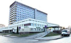 Городская больница - фото