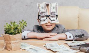 карманные деньги - фото