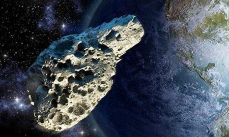 потенциально опасный астероид - фото