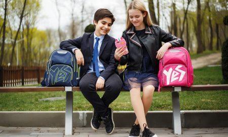 рюкзаки для подростков - фото