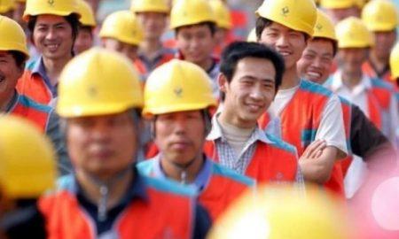 тысячи китайцев - фото