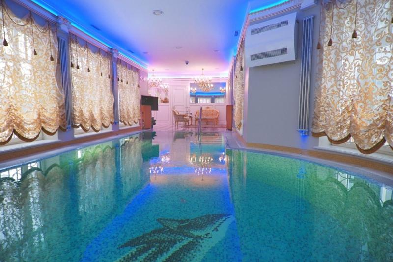 Виды вентиляции для бассейнов - фото