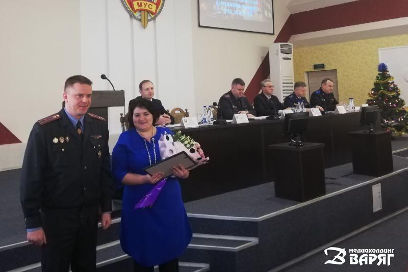 помогла задержать преступника - фото, Наталья Володько