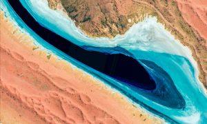 Google Earth, снимки из космоса, фото