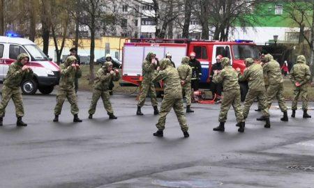 Акция МЧС, «Единый день безопасности» - фото
