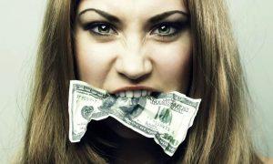 как перестать тратить деньги - фото