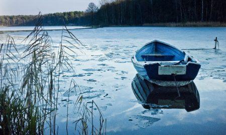 Лодка - фото
