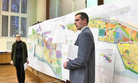 План города - фото