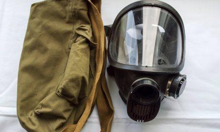 панорамная маска - фото