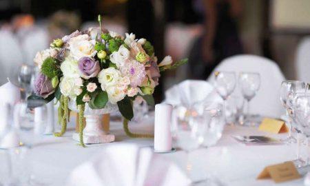 банкет на свадьбу - фото